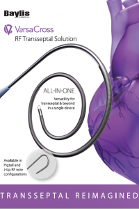 VersaCross™ RF Transseptal Solution