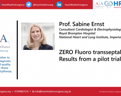 Zero Fluoro Transseptal Access - Results from a pilot trial