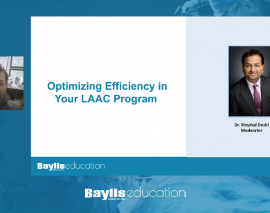 Webinar: Optimizing Efficiency in Your LAAC Program