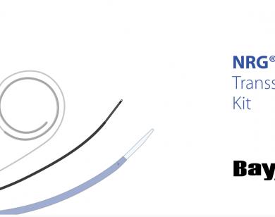 NRG<sup>®</sup> RF Transseptal Kit Animation